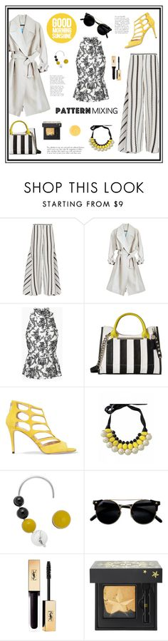 """""""Hello sunshine"""" by eereich ❤ liked on Polyvore featuring Peter Pilotto, Steve Madden, Jimmy Choo, Givenchy and Essie"""