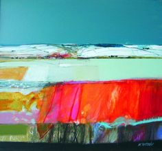 "Archibald Dunbar McIntosh ""Winter Fields """