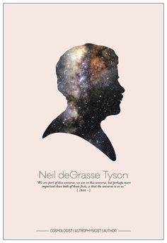 Neil deGrasse Tyson // Masters of the Cosmos by TheGeekerie