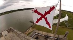 """Fort Matanzas Offers Nature, History, Unparalleled Views. It is the place that the vicious conquistador Menendez massacred (thus the Spanish """"matanzas"""") French Huguenots who thought to establish a foothold on the Florida peninsula. The slaughter was based on the Huguenots not being Catholic and has gone down as one of the worst massacres in the western hemisphere."""