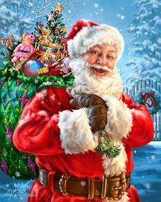 Совсем не за горами Рождество...   Dona Gelsinger.. Обсуждение на LiveInternet - Российский Сервис Онлайн-Дневников