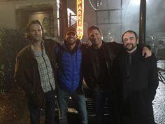 Zachary Levi, J2 & Mark Sheppard