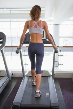 The 20-Minute, Glute-Sculpting Treadmill Routine