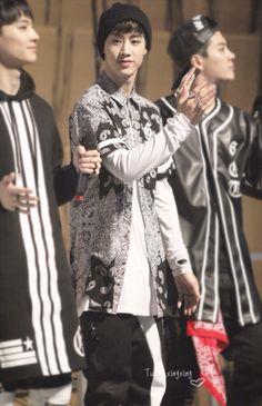 141231 MBC 가요대제전 엔딩 #갓세븐 #마크