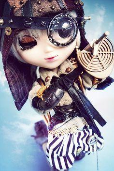 Steampunk doll - costume inspiration