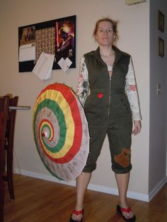 Step by step Kaylee Fry Firefly cosplay