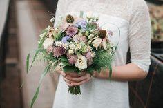 Brautsträuße für den Herbst