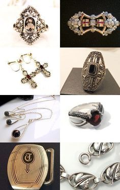 Sterling Finds by Sally Jones on Etsy--Pinned with TreasuryPin.com