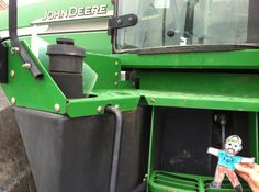 Joe loves John Deere