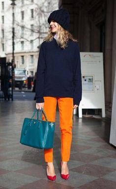 Natalie Joos in London