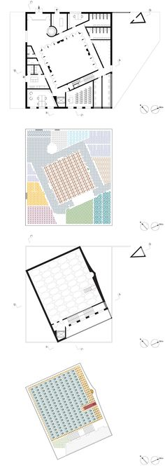 Viar estudio mosque in reykjavik divisare chapels for Plan estudios arquitectura