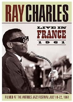 Ray Charles: 'Live In France - 1961' [DVD]