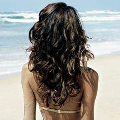Gorgeous curls!