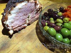 Dietitian UK: Slow cooked spiced #gammon #slowcooked #crockpot #christmasfood