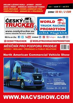 The North American Commercial Vehicle Show ( NACVShow ) Atlanta Georgia October 28 - 31 2019 Online Marketing, Social Media Marketing, Used Mercedes, Used Trucks, Online Advertising, Sale Promotion, Commercial Vehicle, Trucks For Sale, American