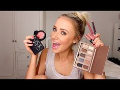 Nearly 100 makeup tutorials - this girl is amazing at makeup.