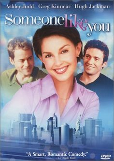Someone Like You DVD ~ Ashley Judd, This movie was part of my therapy dealing with a difficult and painful breakup. #SomeoneLikeYou #AshleyJudd #HughJackman http://www.amazon.com/gp/product/B00006ZXSO/ref=cm_sw_r_pi_alp_GzR-qb0ZD1MNS