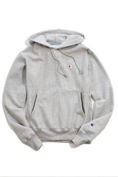 Shop Champion Boyfriend Logo Patch Hoodie Sweatshirt at Urban Outfitters today. Hoodie Sweatshirts, Pullover Hoodie, Grey Hoodie, Cute Hoodie, Men's Hoodies, Hoody, Vans Hoodie, Cute Lazy Outfits, Teenage Outfits
