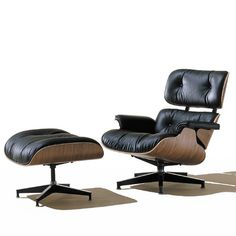 Herman Miller ® Eames Chair and Ottoman Classic Edition | AllModern