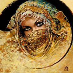 Artist: KAROL BAK what a talented artist.