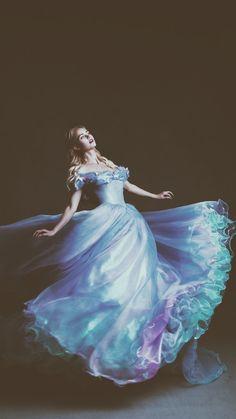 My Lockscreens - Cinderella Bacground