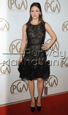 Jennifer Garner attending the 24th Annual Producers Guild of America Awards at the Beverly Hilton Hotel in Beverly Hills - Jan 26, 2013 - Photo: Runway Manhattan/Bauer-Griffin/Axelle Woussen
