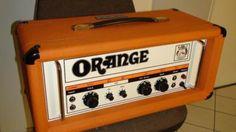 Orange OR120 Bassgitarren/Gitarrenamp - Vollröhre - (Topteil) in Berlin - Spandau   Musikinstrumente und Zubehör gebraucht kaufen   eBay Kleinanzeigen