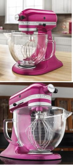 A KitchenAid mixer will be my first big investment when I move out on my own!