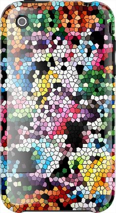 Haiti Fractured Mosaic iPhone case: $39.95 @M Axbey
