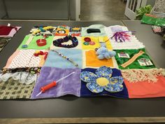 Another one of my Fidget quilts.