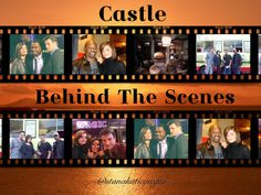 Beckett Quotes, Castle 2009, Castle Tv Shows, Castle Beckett, Nathan Fillion, Stana Katic, Behind The Scenes