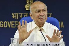 The war of words between the Union home minister and former home-secretary–turned-BJP-leader RK Singh is getting serious with the latter on Monday accusing Shinde of lying and shielding a businessman close to India's most-wanted criminal Dawood Ibrahim.