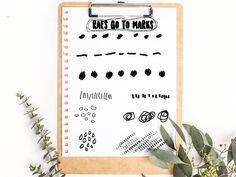 art marks - a 30 day challenge — R A E M I S S I G M A N