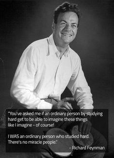 Feynman is awesome!