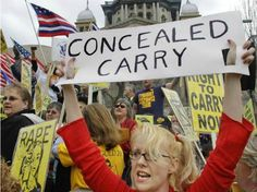 Chicago Concealed Carry Holder Fights Off Armed Men   Weasel Zippers