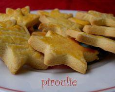 Petits biscuits sablés de Marmiton