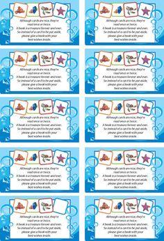 Custom Baby Finding Nemo Baby Shower Invitation Nemo And Squirt