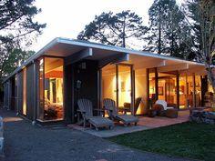 Klopf Architecture mid century modern addition remodel