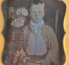 CWFP Skylight Gallery Auction Results: Daguerreotype Photograph: ib118