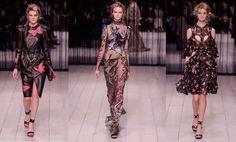 Alexander McQueens höst- och vinterkollektion för 2016 bjuder på sagolika klänningar