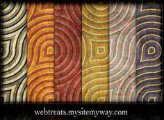 Grungy Retro Wallpaper Patterns - http://www.welovesolo.com/grungy-retro-wallpaper-patterns/