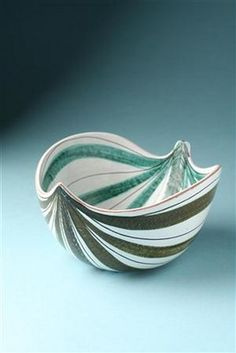 stig lindberg: bowl
