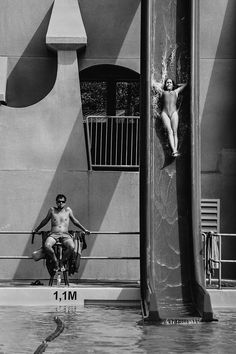 It was summer by Dragan Milovanovic. I was so looking at the man/boy I never saw the woman, now that's sad, because she does represent summer