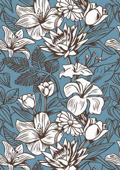 Art deco pattern, pattern paper, textile patterns, flower patterns, print p Cute Wallpapers, Wallpaper Backgrounds, Art Deco Pattern, Pattern Paper, Fantasy Magic, Art Journal Pages, Art Design, Surface Pattern Design, Textures Patterns