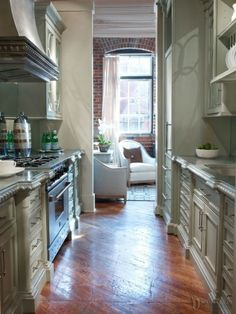 South Shore Decorating Blog: Design Trend: Pewter Countertops