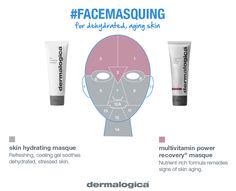 Learn about our take on the multimasking trend. FaceMasquing - the art of using different masques to address multiple skin concerns at once. Facial Room, Do It Yourself Kit, Toner For Face, Oils For Skin, Skin Makeup, Good Skin, Beauty Care, Natural Skin Care, Healthy Skin