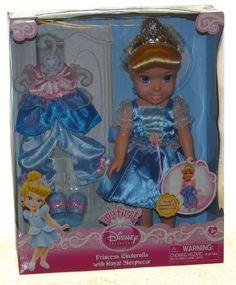 My First Disney Princess: Cinderella with Royal Sleepwear by Tolly Toys. $39.95. Disney. Royal. Sleepwear. toy. game. Cinderella. my. first. kids. adolescent. children. toddler. playhouse. Barbie. Bratz. bed