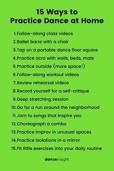 Dance Class Games, Dance Motivation, Teacher Portfolio, Portable Dance Floor, Step Up Revolution, Dance Technique, Home Dance, Get My Life Together, Dance Training