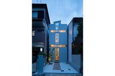 藤原・室 建築設計事務所 尼崎の家  http://www.kenchikukenken.co.jp/works/1085477397/1795/