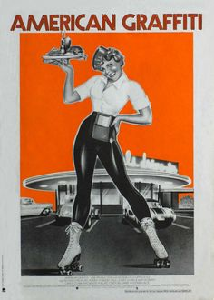 "movie posters 1970 | American Graffiti"" is a Wonderful Ride. Take It. - Blog - The Film ..."